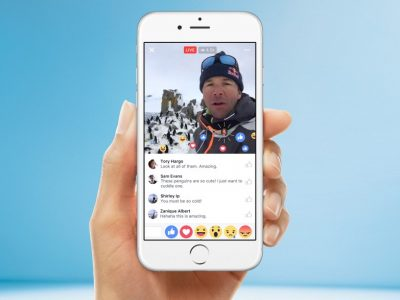 «Go Insta» y otras redes sociales que se suben al carro del vídeo en directo