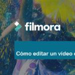 Tutorial: Cómo editar un vídeo con FilmoraGo para compartir en tus redes sociales