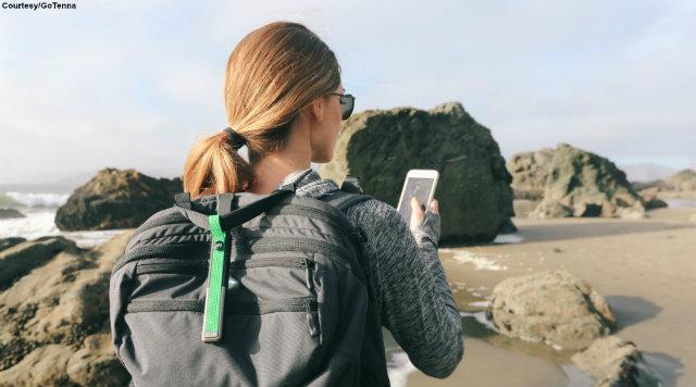 GoTenna, dispositivo para conseguir cobertura con GPS
