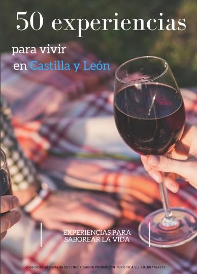 Guía 50 Experiencias para vivir en Castilla y León