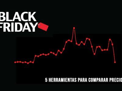 ¡No todo es oro lo que reluce! 5 comparadores de precios para BlackFriday