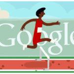 ¿Quieres participar en los Juegos Olímpicos? No te pierdas los 'doodles' de Google