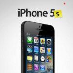 Nuevo iPhone 5S, renovado por dentro y por fuera