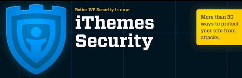 iThemes Security (anteriormente Better WP Security)