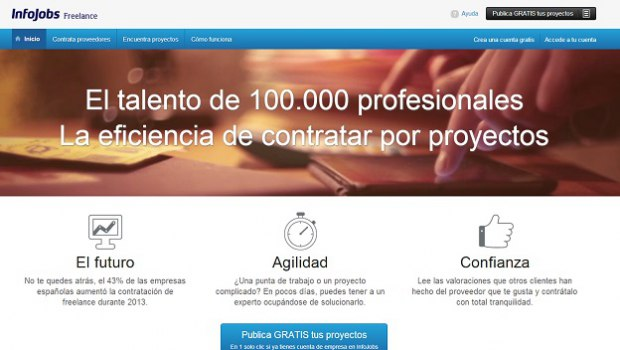 infojobs para freelances