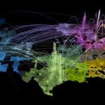 Comienzan a elaborar el mapa que permitirá visualizar un mundo conectado