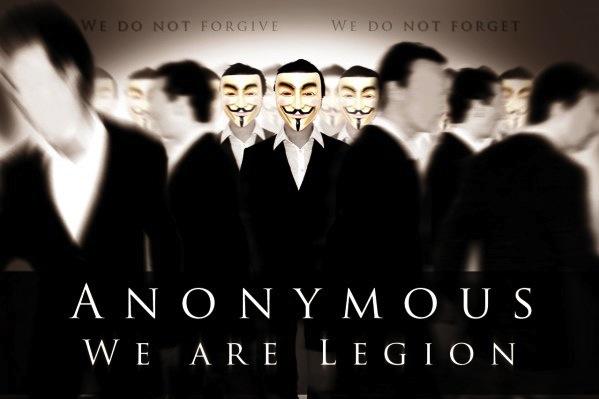 , ¿Cómo es un ataque de 'Anonymous'?
