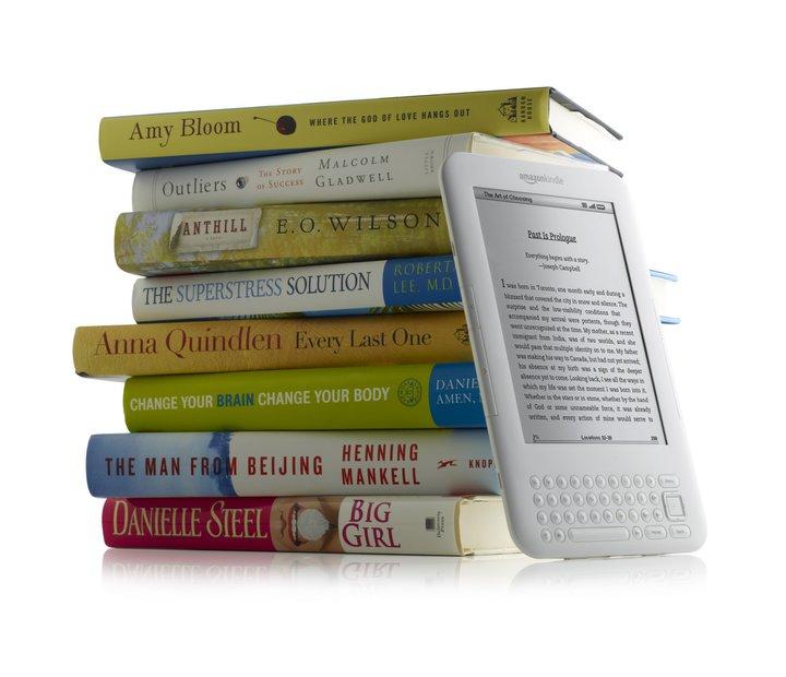 , ¿Leen más los usuarios de 'e-readers'?