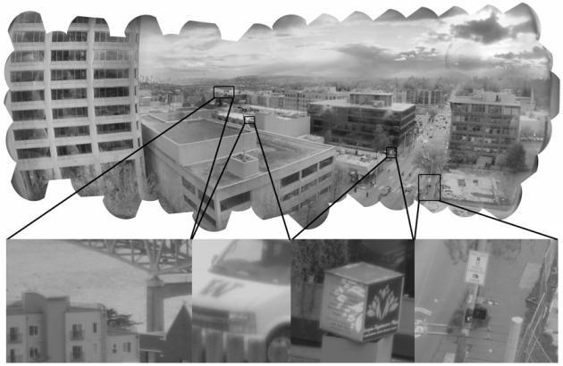 , Desarrollan una cámara de 50 gigapíxeles cinco veces más precisa que el ojo humano