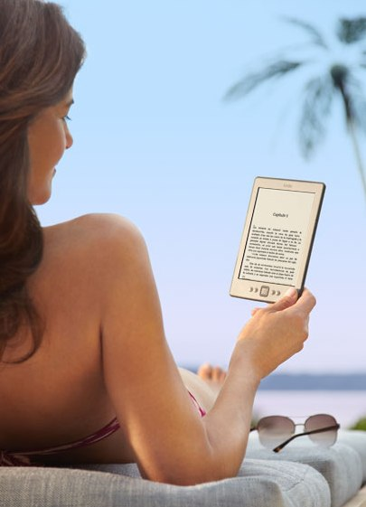 , Desembarca en España el Amazon Kindle