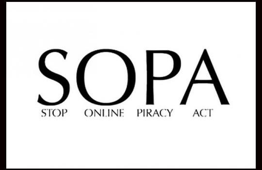 , La Ley SOPA y el apagón de Internet