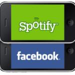 Spotify en Facebook