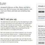 Movimiento de Apple hacia el servicio a la empresa