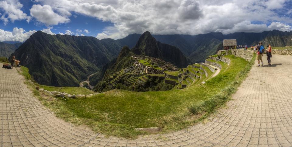 Imagen de Machu Picchu 360º Fuente: Cusco360.com