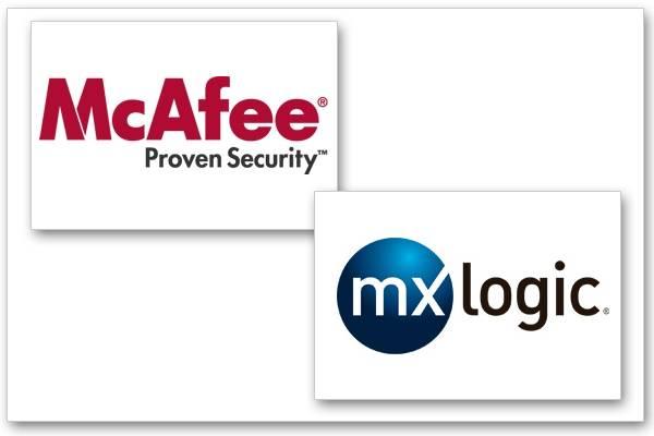 , McAfee compra MX Logic y apuesta por el SaaS