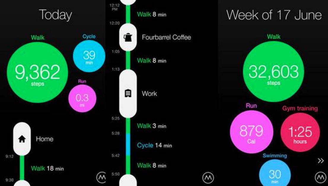 moves app móvil