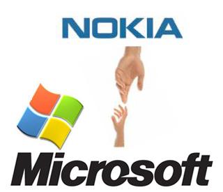 , Nokia con Microsoft, la unión hace la fuerza