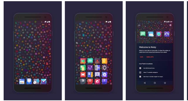 nozy-icons