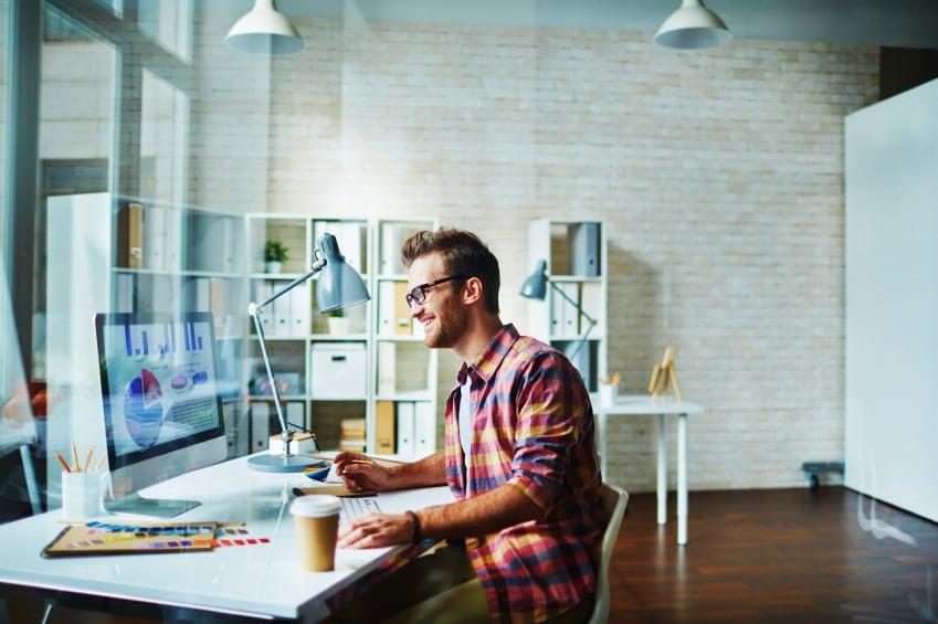 Oficina del Futuro Fuente: istock.com