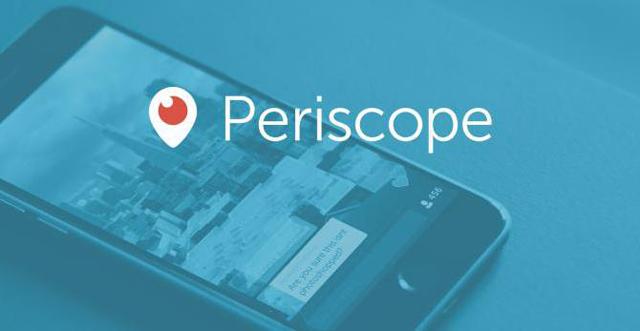 Periscope, la app para retransmitir vídeos en directo