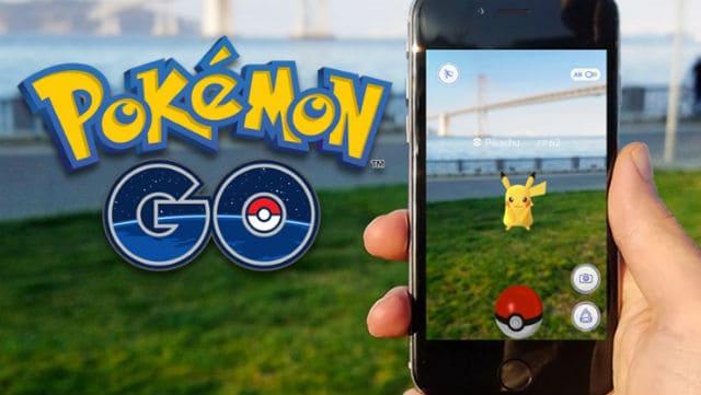 pokemon go app móvil