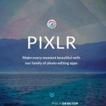 Mejora las fotos de tu móvil con la app Pixlr