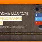 Postcron: Aprende a programar tus redes sociales