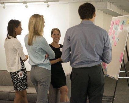 Reuniones express más productivas Fuente: Meetings Imagined