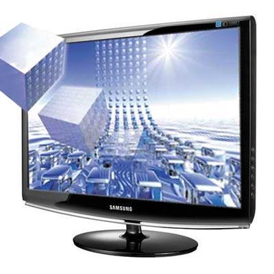 , Las pantallas 3D desdembarcan en el mercado
