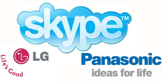 skype-lg-panasonic