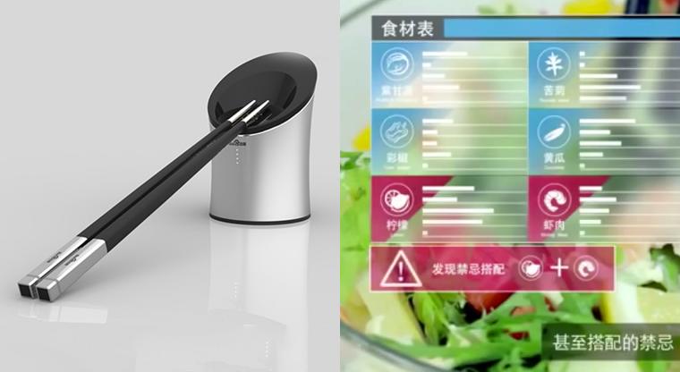 smart chopsticks