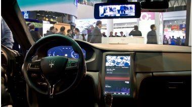 interior coches autónomos MWC 2017 - Fuente de la imagen: http://www.spgtalleres.com