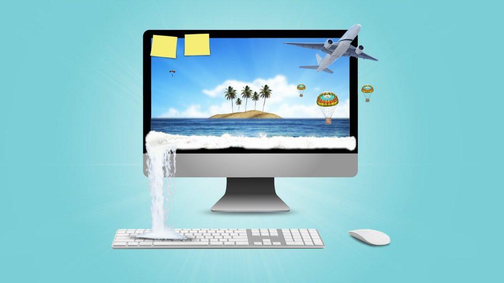 optimizar tu web durante el verano Fuente de la imagen: Pixabay.com Autor: Mediamodifier