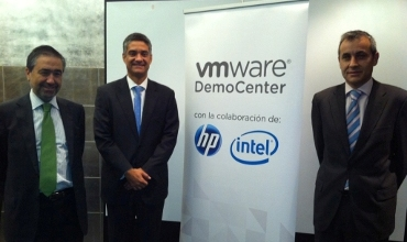 , Avances conjuntos de HP, Intel y VMware en materia de Cloud Computing