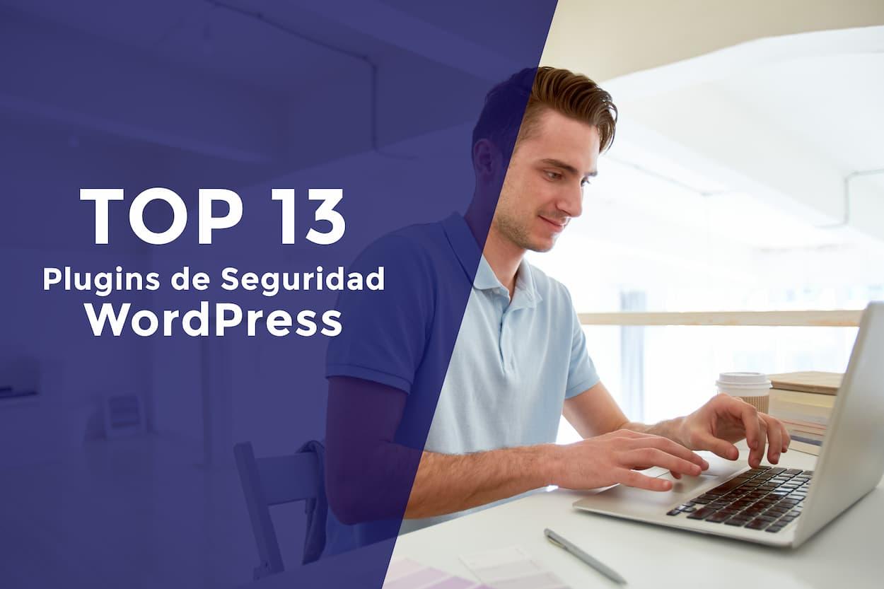 13 plugins seguridad wordpress