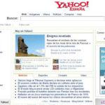 Lavado de cara en Yahoo