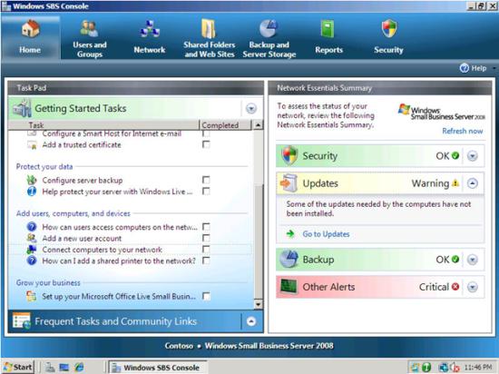 , Soluciones de Microsoft para las pymes