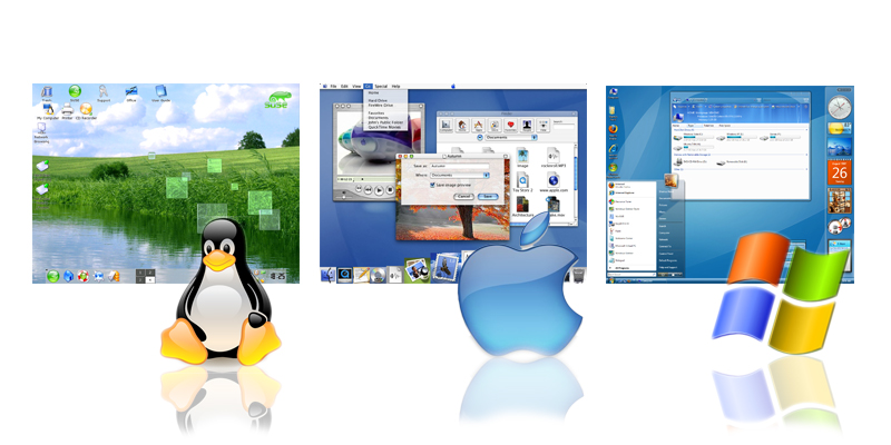 , Windows pierde en 2008 cuota de mercado pero sigue siendo con diferencia el más usado